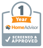 Home Advisor = Screened & Approved
